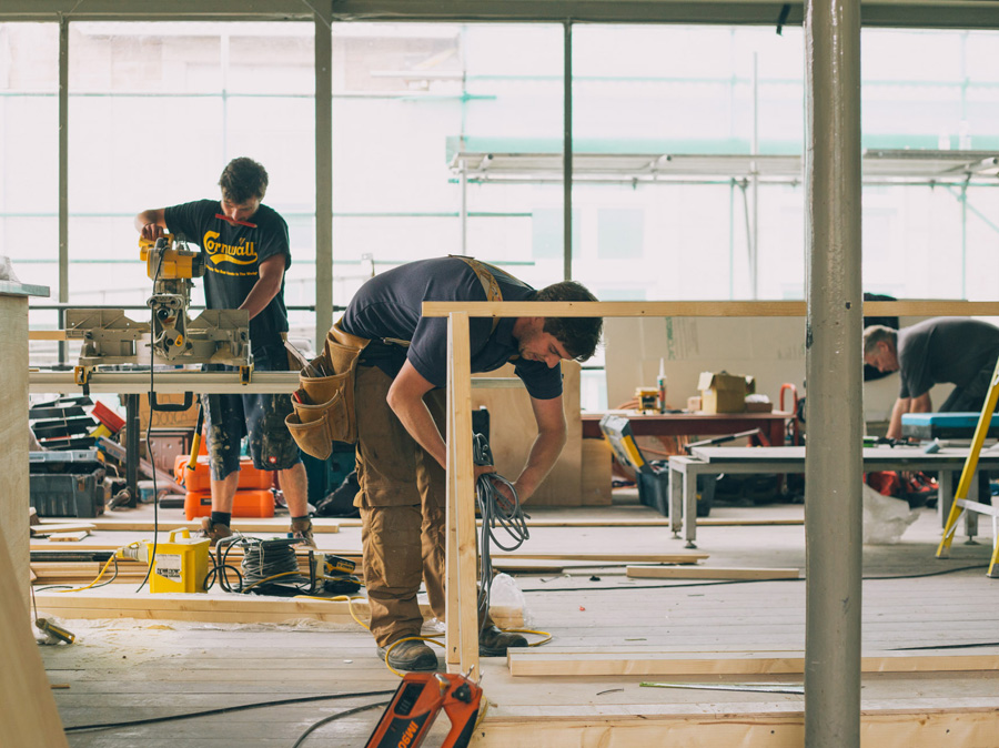 Building maintenance and retrofits in Cornwall - Samuel Winn Design and Build