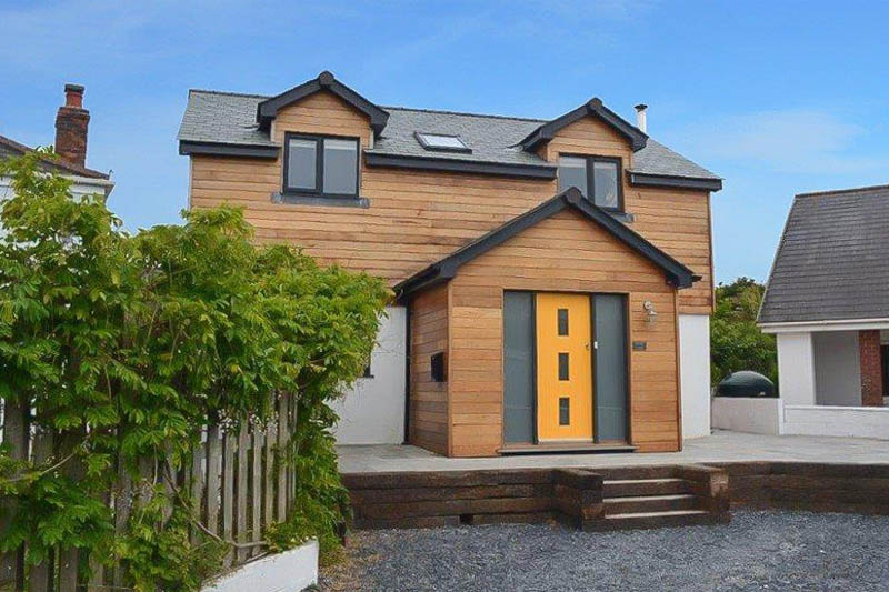 Bungalow Extension & Renovation, North Cornwall