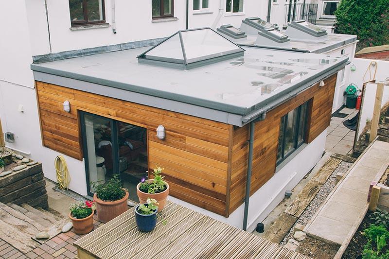 Renovation & Extension, North Cornwall